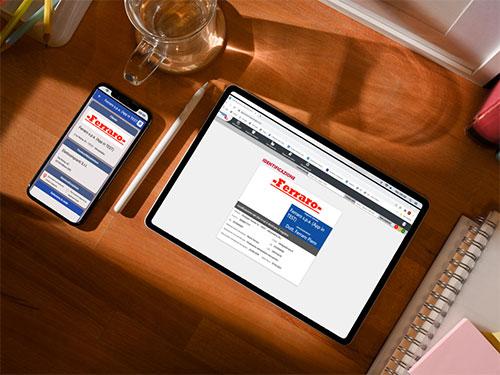 Registro Professional Web Storage